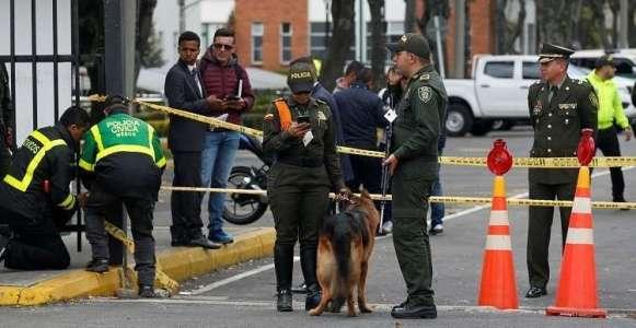 ارتفاع حصيلة قتلى تفجير كولومبيا إلى أكثر من 20 قتيلا