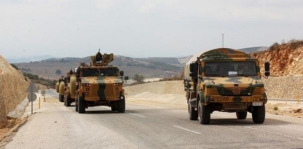 رداً على نيران قوات كردية ...القوات التركية تستهدف  تل رفعت بحلب
