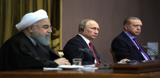 نتيجة بحث الصور عن قمة رؤساء الدول الضامنة لـ«أستانا» اليوم.