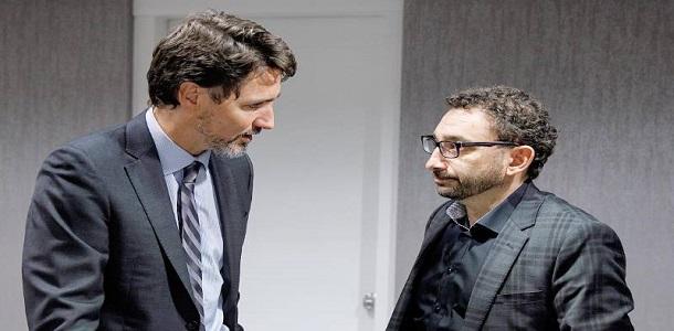 كندا تعين وزيرا للنقل من أصل سوري